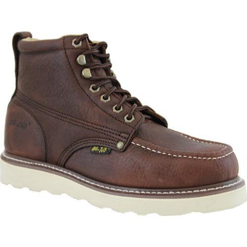 Men's AdTec 9238 Work Boots 6in Brown