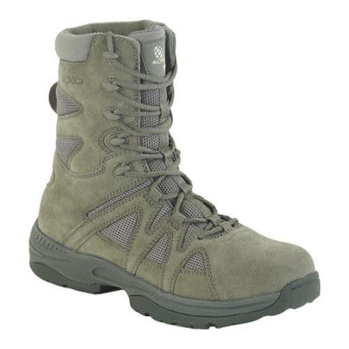 Men's Altama Footwear 8in EXO Boot Sage Suede/Mesh