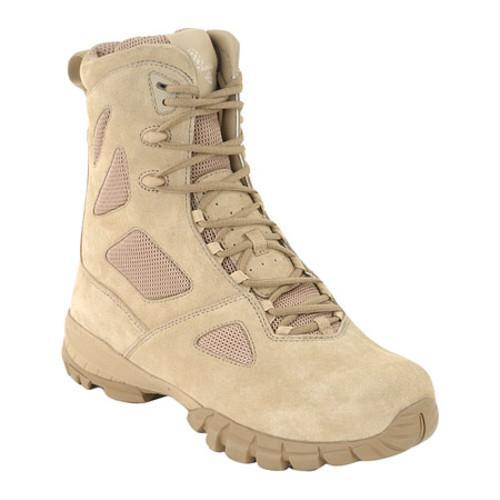 Men's Altama Footwear Ortho-TacX Tan Suede/Mesh