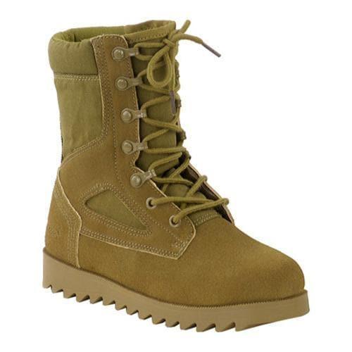 Boys' Altama Footwear Ripple Boot Olive Suede/Nylon