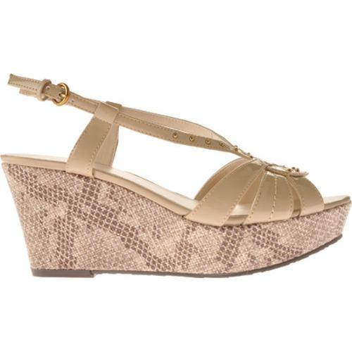 Women's Anne Klein Kathmandu Light Natural Synthetic