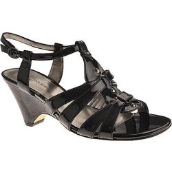 Women's Anne Klein Miriam 3 Black Synthetic