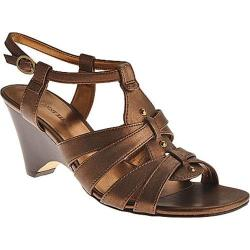 Women's Anne Klein Miriam 3 Bronze Synthetic
