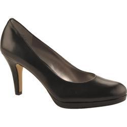 Women's Anne Klein Wystere Black Leather