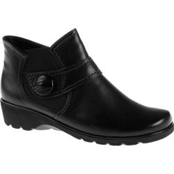 Women's Ara Adair 42761 Black Leather