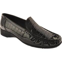 Women's Ara Ann 60147 Black Croco