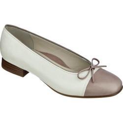 Women's Ara Bel 43708 Off White Leather