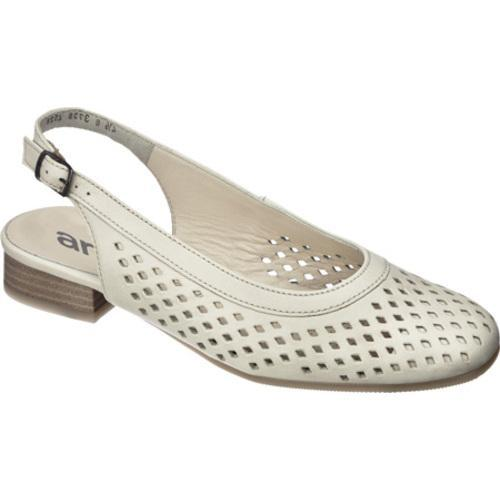 Women's Ara Bindi 33738 Cream Leather