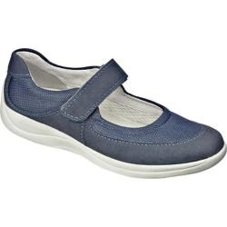 Women's Ara Finola 33263 Blue Leather