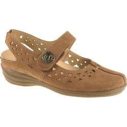 Women's Ara Mariah 36366 Tan Brown Nubuck