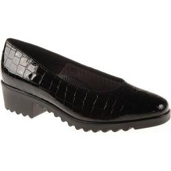 Women's Ara Miley 45057 Black Patent