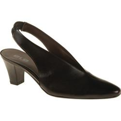 Women's Ara Mona 32886 Black Leather