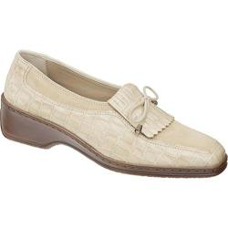 Women's Ara Rachel 41121 Sand Faux Croco Leather