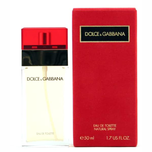 Dolce & Gabbana Women's 1.7-ounce Eau de Toilette Spray