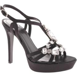 Women's BCBGeneration Angelina Black Satin