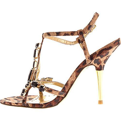 Women's BCBGeneration Lisa Natural Jungle Print