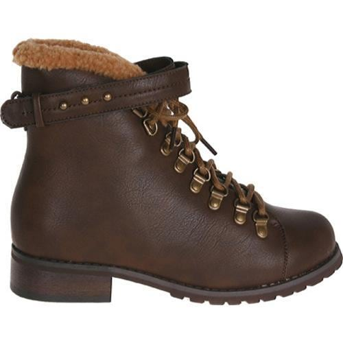 Women's Beston Nevada-01 Tan Microfiber