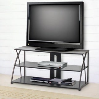 Benton Espresso Satin Wood TV Console