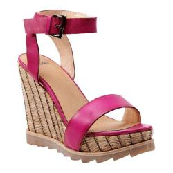 Women's Bronx Lots Of Fun Fuchsia Vachetta
