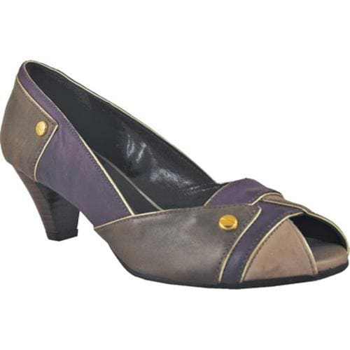Women's Bruno Menegatti 1081735 Grey/Purple