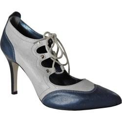 Women's Bruno Menegatti 1695900 Navy/Grey