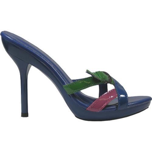 Women's Bruno Menegatti 26220 Multi Blue