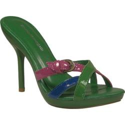Women's Bruno Menegatti 26220 Multi Green