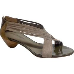 Women's Bruno Menegatti 7006 Olive Green