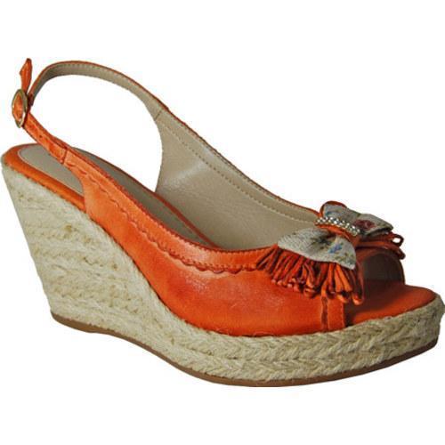 Women's Bruno Menegatti 9275186 Orange