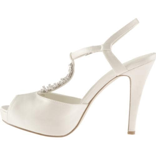 Women's Calvin Klein Pretty White Satin
