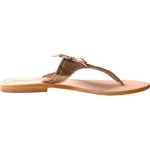 Women's Casual Barn L3376 Metallic Bronze Leather