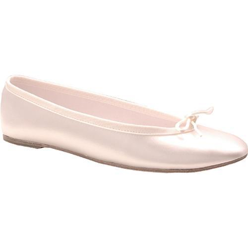 Women's Colorful Creations 835 White Satin