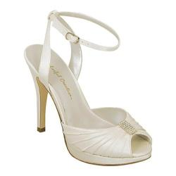 Women's Colorful Creations Ashley Ivory Satin