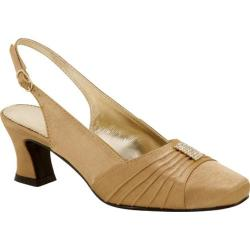 Women's Colorful Creations Rita Gold Satin