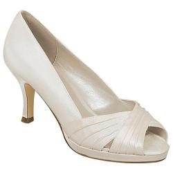 Women's Colorful Creations Victoria Ivory Satin