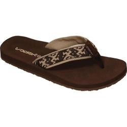 Women's Cudas Carib Brown