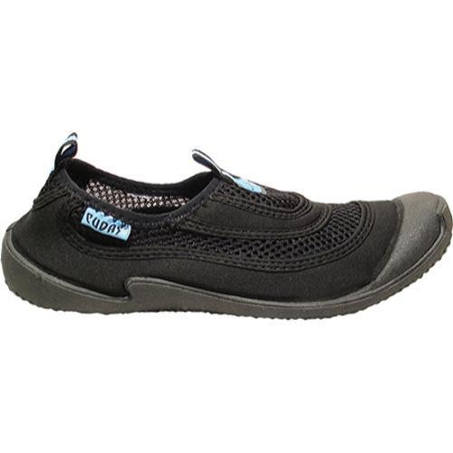 Women's Cudas Flatwater Black Mesh/Stretch Neoprene