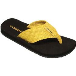 Women's Cudas Havana Yellow