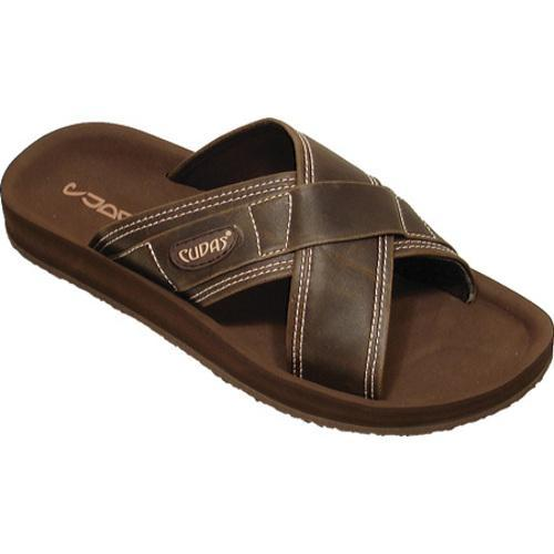 Men's Cudas Kemper Brown