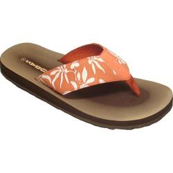 Women's Cudas Moxie Orange