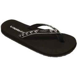 Women's Cudas Topsail Black