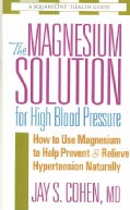 The Magnesium Solution for High Blood Pressure (Paperback)