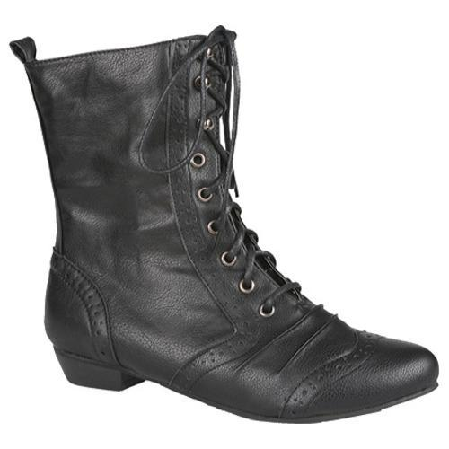 Women's Da Viccino Lee-01 Black