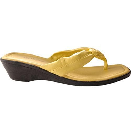 Women's Da Viccino Raso Yellow