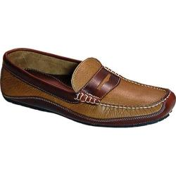 Men's David Spencer Coronado Tan/Briar Waxy