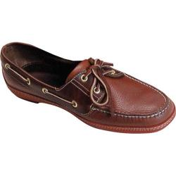 Men's David Spencer Key Largo Rust/Briar Waxy