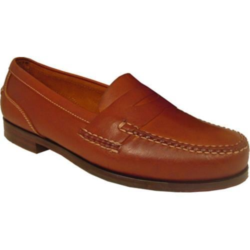 Men's David Spencer Marco Saddle Tan Waxy