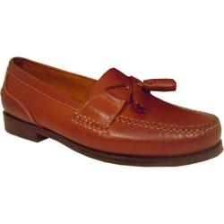 Men's David Spencer Romeo Saddle Tan Waxy