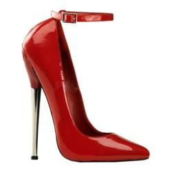 Women's Devious Dagger 12 Red Patent