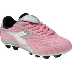 Children's Diadora Furia MD JR Pink/Charcoal
